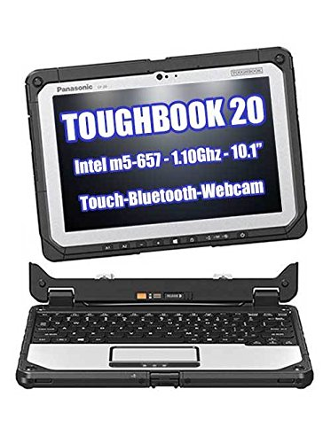 Compare Panasonic Toughbook 20 vs other laptops