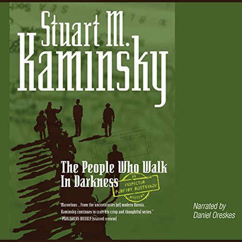 The People Who Walk in Darkness audiobook cover art