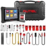 [2021] Autel Maxisys Elite Automotive Diagnostic Scanner Upgraded Ver. of MK908P Scan Tool with J2534 ECU Programming & Coding,36+ Services + 2 Years of Free Update