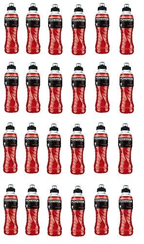 24x Powerade Arancia Rossa Bevanda energetica Bebida energética naranja roja 50 cl