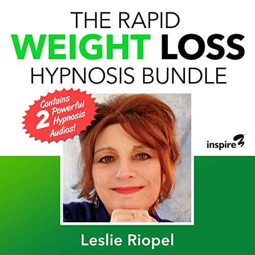The Rapid Weight Loss Hypnosis Bundle audiobook cover art