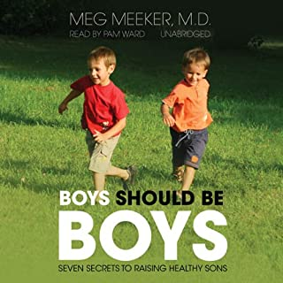 Boys Should Be Boys audiobook cover art