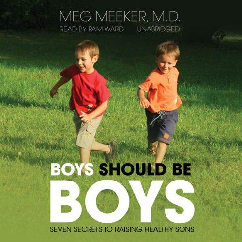 Boys Should Be Boys cover art