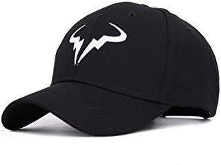 2019 Fashionable Rafael Nadal Baseball Cap Tennis Player No Structure Dad Hat Men Women Snapback