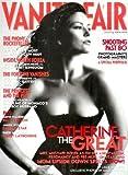 Vanity Fair Magazine - January 2001: Catherine Zeta-Jones Cover/Pics