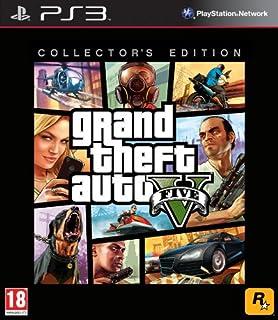 Grand Theft Auto V Collector's Edition (PS3) (B00CZ8VVUI) | Amazon price tracker / tracking, Amazon price history charts, Amazon price watches, Amazon price drop alerts