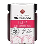 Mermelada de Fresa con Pimienta rosa Santa Teresa