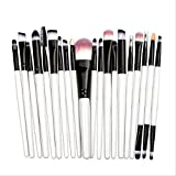 ASWE Foundation BrushMakeup Brush Set Eyeshadow Foundation Eyeliner Eyelash Lip Makeup Brush Cosmetics  shua-20-BH