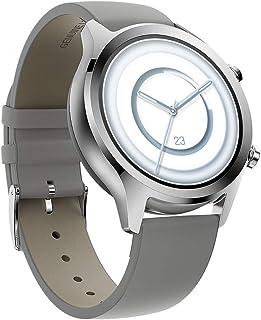 Ticwatch C2+ 1GB RAM Smartwatch Fitness Heart-rate Monitor Fashion Smart Watch NFC Payments IP68 Waterproof 1.3 Inch AMOLE...