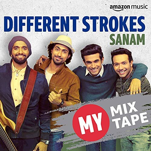 Curated by Sanam