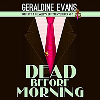 Dead Before Morning audiobook cover art