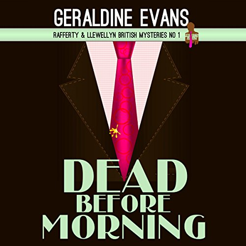 Dead Before Morning audiobook cover art