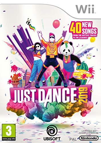 Ubisoft Just Dance 2019 Básico Nintendo Wii Inglés vídeo - Juego (Nintendo Wii, Danza, Modo multijugador, PG (Guía parental))