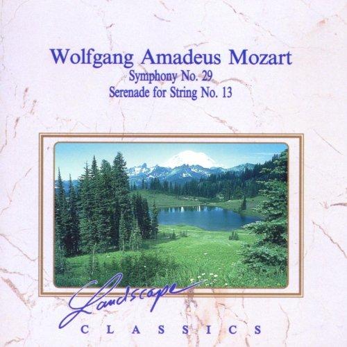 Wolfgang Amadeus Mozart: Sinfonie Nr. 29, A-Dur, KV 201 - Serenade für Streicher Nr. 13, G-Dur, KV 525