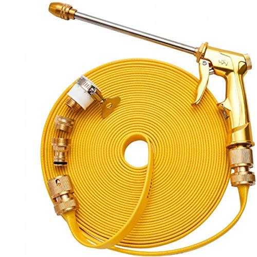DyNamic 10M Hogedrukreiniger Slang Golden Tube + Verlenging Water G-Un +5 Connectoren
