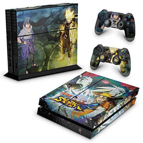 Skin Adesivo para PS4 Fat - Naruto Shippuden: Ultimate Ninja Storm 4