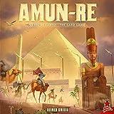 Super Meeple SMPAMU001 Amun-Re The Card Game, Multicoloured