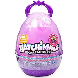 11 EXCLUSIVE CHARACTERS: Hatch and discover 10 adorable exclusive CollEGGtibles characters and 10 crown accessories for them to wear as well as an exclusive Pixies Royal and 6 accessories! OVER 40 SURPRISES TO DISCOVER: Over 22.9cm tall, this egg is ...