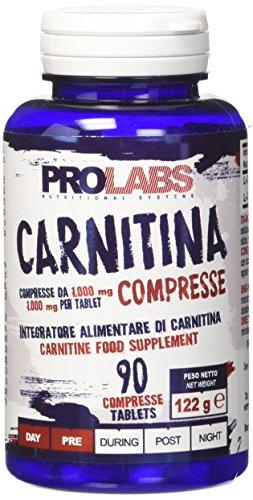 Prolabs Carnitina - Barattolo da 90 cpr