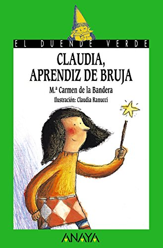 Claudia, aprendiz de bruja: 144 (6-11 Años)