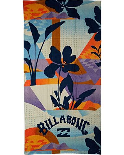 Billabong Herren Premium Logo Handtuch - Blau - Einheitsgröße