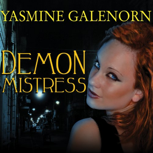 Demon Mistress audiobook cover art