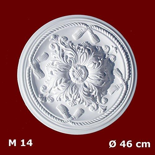 Matteo homedecoration M 14 NEW !!!! Stuckrosetten Zierleisten Skin Technologie