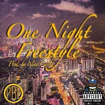One Night Freestyle