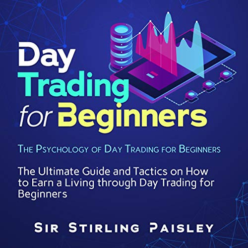 Day Trading for Beginners: The Psychology of Day Trading for Beginners audiobook cover art