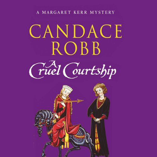 A Cruel Courtship audiobook cover art