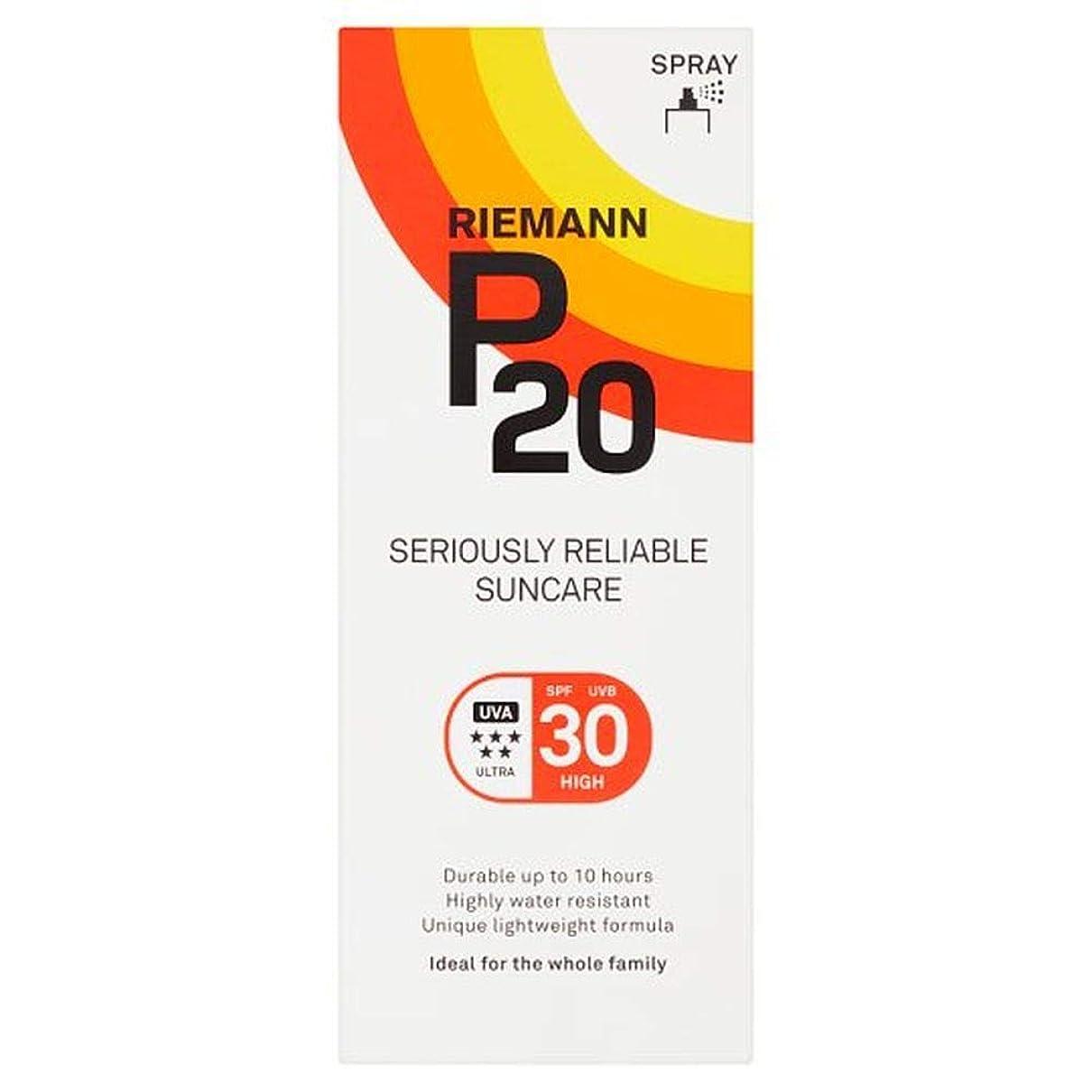腫瘍湾策定する[P20] P20一日一回の日は、スプレーSpf30の200ミリリットルを保護します - P20 Once A Day Sun Protect Spray Spf30 200Ml [並行輸入品]