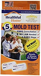 As Seen on the Today Show. Detect Mold Spores & Allergens in Minutes. Even If You Can't See It. No Waiting for Labs. Accurate and Safe! The only test that also detects spores and allergy-causing mold-particulates. Easy-to-use. . . three quick steps. ...
