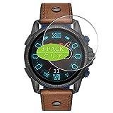 VacFun 3 Pezzi Pellicola Protettiva, compatibile con DIESEL ON Full Guard 2.5 smartwatch Case Size:47mm (Non Vetro Temperato Protezioni Schermo Cover Custodia) Screen Protect