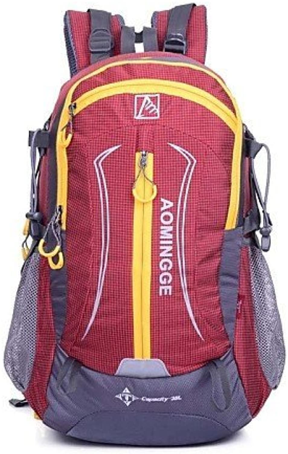 XM The New Waterproof Outdoor Stent Travel Mountaineering Camping Antiskid Breathable Wear Backpack