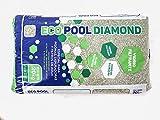 ECO POOL DIAMOND Vidrio Ecológico especial para todo tipo de filtros de piscinas y depuradoras. Selección de vidrios reciclados consiguiendo una eficaz filtración y máxima reducción del Biofilm.