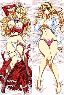 LIN-X Freezing-Satellizer el Bridget Japanese 150x50cm(59in x 19.6in) Natural Velvet Pillowcases