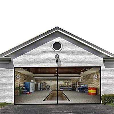 PAUTO-P Garage Screen Door