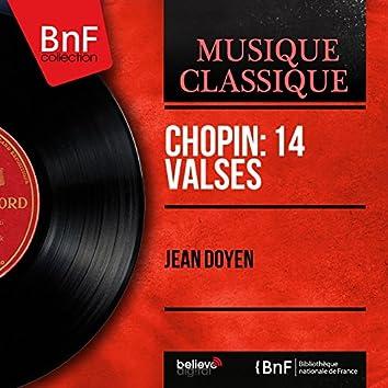 Chopin: 14 Valses (Mono Version)