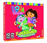 Dora the Explorer: Back Pack Adventure (Jewel Case) - PC/Mac