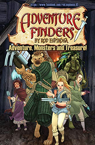 Adventure Finders: Adventure, Monsters and Treasure!