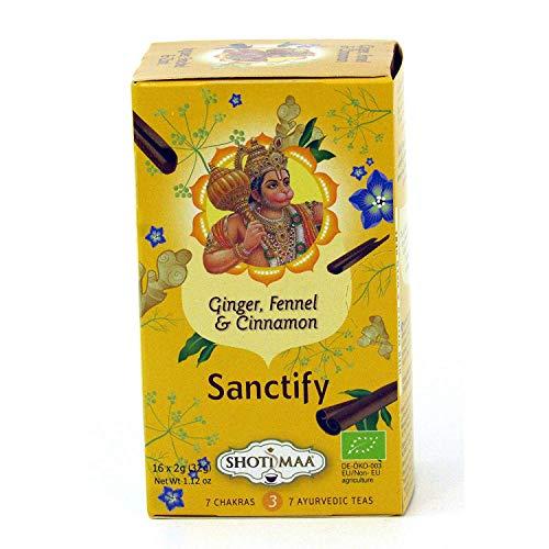 Hari Tea Bio Goldene Mitte Teemischung, 32 g