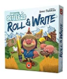 Wydawnictwo Portal POP00382 Imperial Settlers: Roll & Write