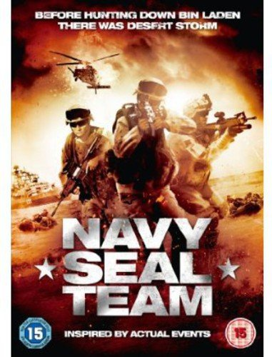 Navy Seal Team [DVD] [UK Import]