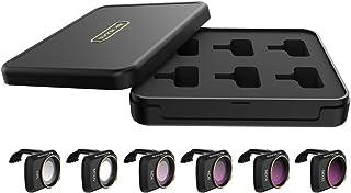 Lens Filter Set CPL MCUV ND4 ND8 ND16 ND32 Compatible with DJI Mavic Mini/Mavic Mini 2 Accessories Filter Combo Multi Coat...