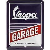 Nostalgic-Art Retro Blechschild Vespa – Garage –