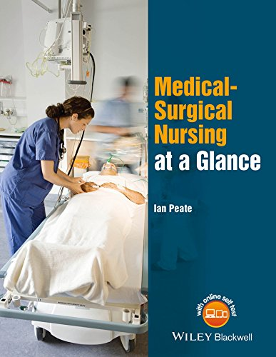 514W61pNW9L - Medical-Surgical Nursing at a Glance (At a Glance (Nursing and Healthcare))