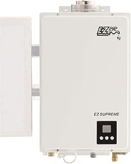 EZ Tankless Supreme On Demand 8.2 GPM 165,000 BTU LPG Propane Gas Tankless Water Heater
