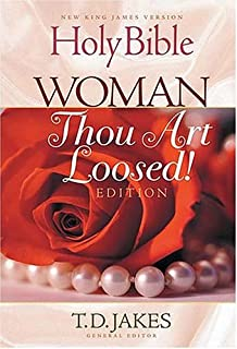 Holy Bible, Woman Thou Art Loosed Edition (Bible Nkjv)