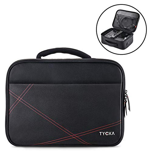Projector Case, Projector Travel Carrying Bag - Internal Dimension 12.2'x 8.3'x 3.9' - with Adjustable Shoulder Strap & Compartment dividers for for...