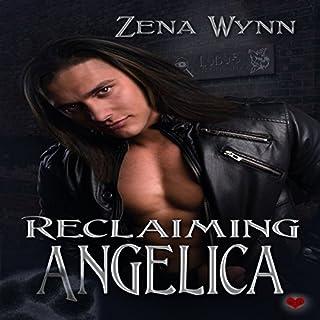 Reclaiming Angelica audiobook cover art